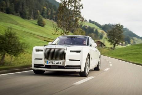So sieht's aus, wenn alles fertig ist: der Phantom in Aktion. © Rolls-Royce
