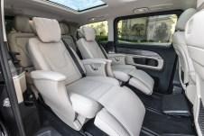 Luxuriöse Mercedes-Benz V-Klasse. © Daimler