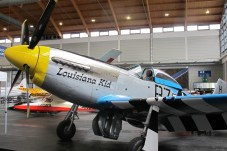 """Ein Vierblatt-Propeller mit 3,40 Meter Durchmesser treibt die """"Lousiana Kid"""" an."""