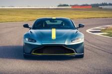 Rassig: der Vantage AMR. © Aston Martin