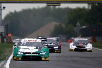 BMW will auch in Zukunft in der Deutschen Tourenwagen-Meisterschaft (DTM) auf der Überholspur fahren. © BMW