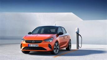 Der Corsa-e wird 136 PS (100 kW) und eine Reichweite von rund 330 Kilometern nach WLTP haben. Foto: Auto-Medienportal.Net/Opel