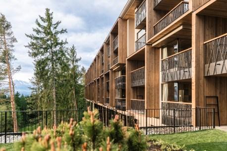 Das My Arbor ist einem Baumhaus nachempfunden und steht für Entspannung und für gechillte Atmosphäre. © TUI