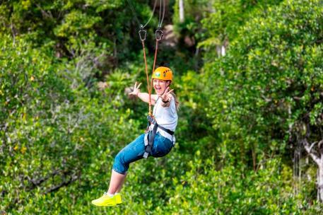 TUI bietet mehr als 800 Rundreisen weltweit - wie hier für eine Tour durch den Dschungel Mexikos. © TUI