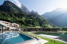 Ideal für Familien ist das Feuerstein Nature Resort in Südtirol. TUI/airtours