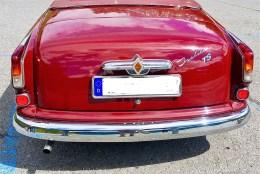 Diesr schöne Rücken kann sicherlich entzücken. Die Borward Isabela TS. Foto: Klaus H. Frank