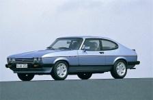 Ford Capri III (1978–1986). Foto: Auto-Medienportal.Net/Ford