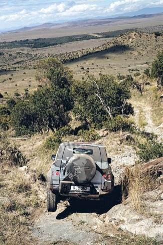 Das in dieser Form einzigartige Testprogramm gab den Natürschützern die Möglichkeit, das neue Modell in der Praxis zu erproben. Foto: Auto-Medienportal.Net/Land Rover