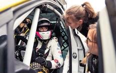 """Frauen-Rennteam von """"Giti Tire Motorsport by WS Racing"""". Foto: Auto-Medienportal.Net/Volkswagen"""