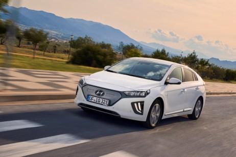 Hyundai Motor hat seinen innovativen und umweltfreundlichen Ioniq überarbeitet. © Hyundai