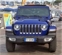 Jeep Wrangler Unlimited 2,0 T-GDI. Foto: Auto-Medienportal.Net/Ute Kernbach