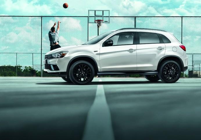 Sportlich und modern: der Mitsubishi ASX. © Mitsubishi