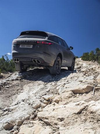 Range Rover Velar SV Autobiography Dynamic Edition. Foto: Auto-Medienportal.Net/Land Rover