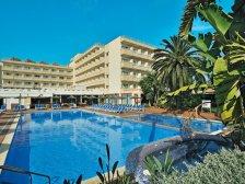 Eine Woche in den Sommerferien kostet im Dreieinhalb-Sterne-Hotel Suneo Club Globales Santa Ponsa auf Mallorca mit Flug ab/bis München und All-Inclusive-Verpflegung ab 732 Euro pro Person im Doppelzimmer. Kinder reisen ab 272 Euro. © TUI