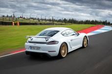 Porsche 718 Cayman GT4. Foto: Auto-Medienportal.Net/Porsche