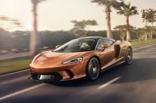 Von wegen goldiges Kerlchen. Der McLaren GT spurtet in 9 Sekunden von 0 auf Tempo 200. © McLaren