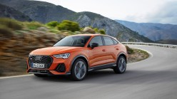 Audi Q3 Sportback. Video: Auto-Medienportal/Audi