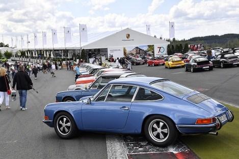 Porsche Classic auf dem AvD-Oldtimer-Grand-Prix. Foto: Auto-Medienportal.Net/Porsche