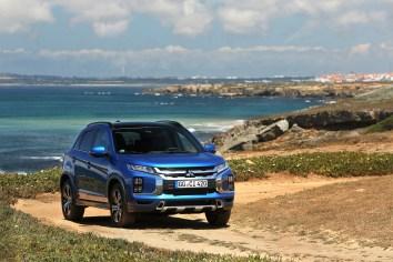 Der neue Mitsubishi ASX, der ab September bei den Händlern zum Verkauf bereitsteht, startet bei 20.990 Euro© Mitsubishi