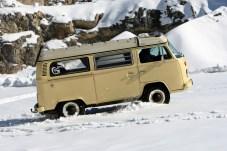 Volkswagen T3 als Prototyp für Allradantrieb. Foto: Auto-Medienportal.Net/Volkswagen