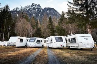 Der ADAC hat vier Wintercaravans gestestet. Foto: Auto-Medienportal.Net/ADAC