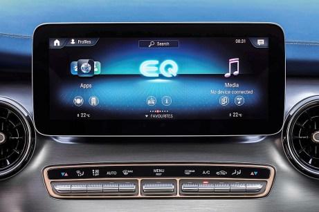 Mercedes-Benz EQV. Foto: Auto-Medienportal.Net/Daimler