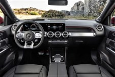 Mercedes-AMG GLB 35 4Matic. Foto: Auto-Medienportal.Net/Daimler