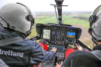 ADAC-Luftrettung im Einsatz. Foto: Auto-Medienportal.Net/ADAC