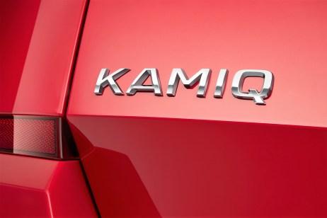 Volkswagentochter Skoda rundet ihre SUV-Familie jetzt nach unten mit dem dritten K-Modell ab. Auf Kodiaq und Karoq folgt der Kamiq. © Skoda