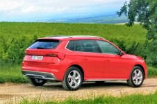 Der Preis für das kleinste SUV von Skoda startet bei 17.950 Euro. © Solveig Grewe / mid