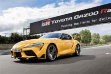 In Europa kommt der Supra auch mit einem aktiven Differenzial, das sowohl beim Beschleunigen als auch beim Abbremsen die Kräfte blitzschnell zwischen den Antriebsrädern verteilt – von null bis 100 Prozent. © Toyota