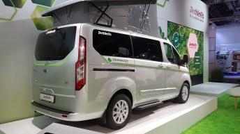 Dethleffs Globevan e-Hybrid. Foto: Auto-Medienportal.Net/Michael Kirchberger