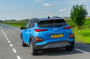Den Verbrauch beim Kona gibt Hyundai mit 3,9 bis 4,3 Liter an. Realistisch sind knapp fünf Liter. © Hyundai