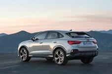 Sollte der Logik folgend eigentlich Q4 heißen: der Q3 Sportsline. © Audi