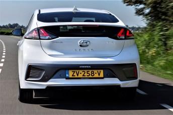 Preislich startet der überarbeitete Ioniq bei 34.990 Euro. © Hyundai
