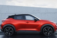 Der Juke misst 4,21 Meter in der Länge, 1,80 Meter in der Breite und knapp 1,60 Meter in der Höhe. © Nissan