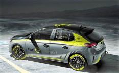 Opel Corsa-e Rally. Foto: Auto-Medienportal.Net/Opel