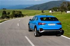 Die Preisliste für den Q3 Sportback startet bei 36.000 Euro für den 150-PS-TFSI mit Zylinderabschaltung. © Audi