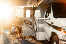 TUI Camper bietet attraktive Frühbucherrabatte für Wohnmobile in Nordamerika. © TUI
