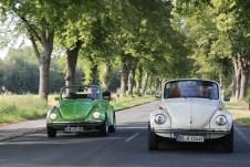 Fahrwerk und Bremsen werden an das erhöhte Gewicht von 1.280 Kilo angepasst. © VW