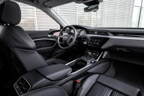 Audi-Fahrer werden sich bei diesem Interieur sofort heimisch fühlen. © Audi