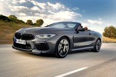 BMW M8 Competition Cabrio. Foto: Auto-Medienportal.Net/BMW