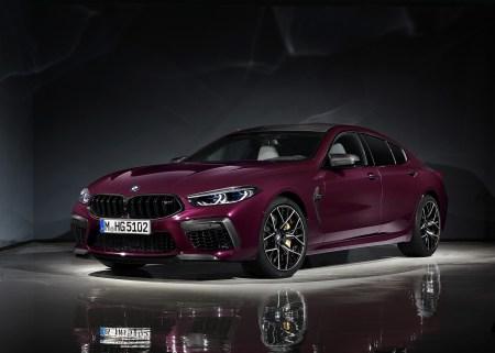 BMW M8 Gran Coupé. Foto: Auto-Medienportal.Net/BMW