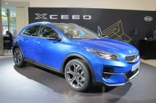Immer beliebter werden SUV und Crossover-Modelle wie der Kia XCeed.