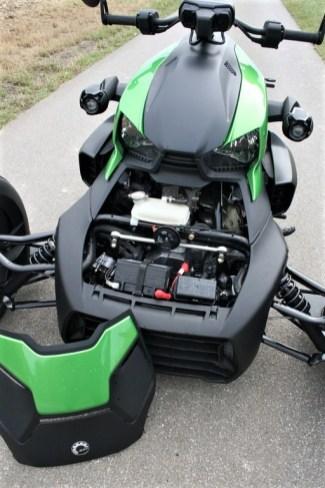 Can-Am Ryker 600. Foto: Auto-Medienportal.Net