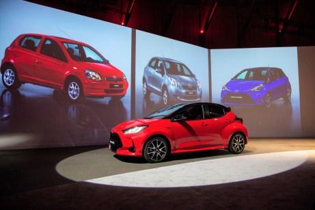 Premiere des Toyota Yaris Hybrid der vierten Generation in Amsterdam. Foto: Auto-Medienportal.Net/Toyota