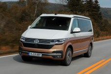Der überarbeitete VW California wird von Zweiliter-Dieseln mit 110, 150 und 199 PS in Schwung gebracht. © VW Nutzfahrzeuge