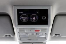 Mehr als eine Spielerei: Das neue Bedienteil zeigt an, ob der California 6.1 zum Kochen oder Schlafen gerade steht. © VW Nutzfahrzeuge