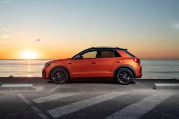 """Der Volkswagen T-Roc R ist der neue """"Star"""" der T-Roc-Familie und kostet 43 995 Euro. © Volkswagen"""