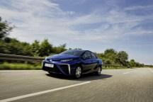 Toyota Mirai. Foto: Auto-Medienportal.Net/Toyota